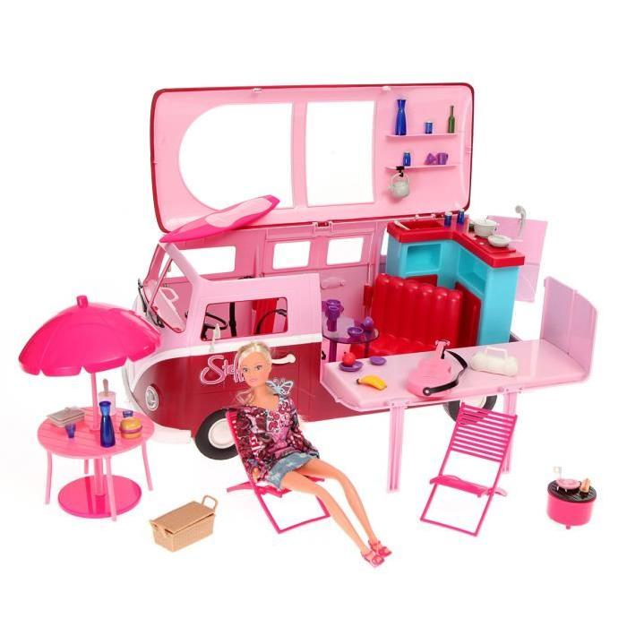 camping car barbie hawai
